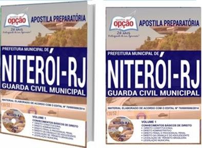Apostila GCM de Niterói - Guarda Municipal