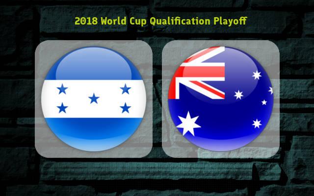 Honduras vs Australia Full Match & Highlights 10 November 2017
