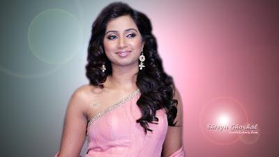 Shreya Ghosal Profile - Photos, Wallpapers, Videos, News, Movies ...