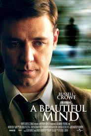 best stress buster movie: a beautiful mind