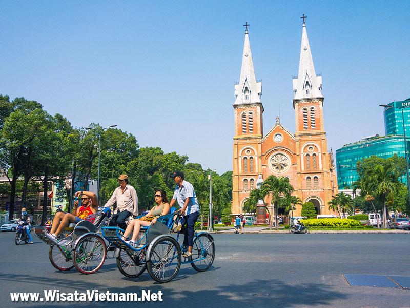Basilika Notre-Dame Saigon