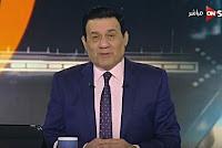 برنامج مساء الأنوار 14/2/2017 مدحت شلبى - الدورى العام المصرى