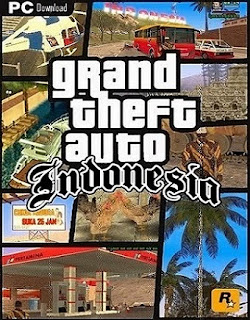 GTA Extreme Indonesia v7 2016 for PC - cover