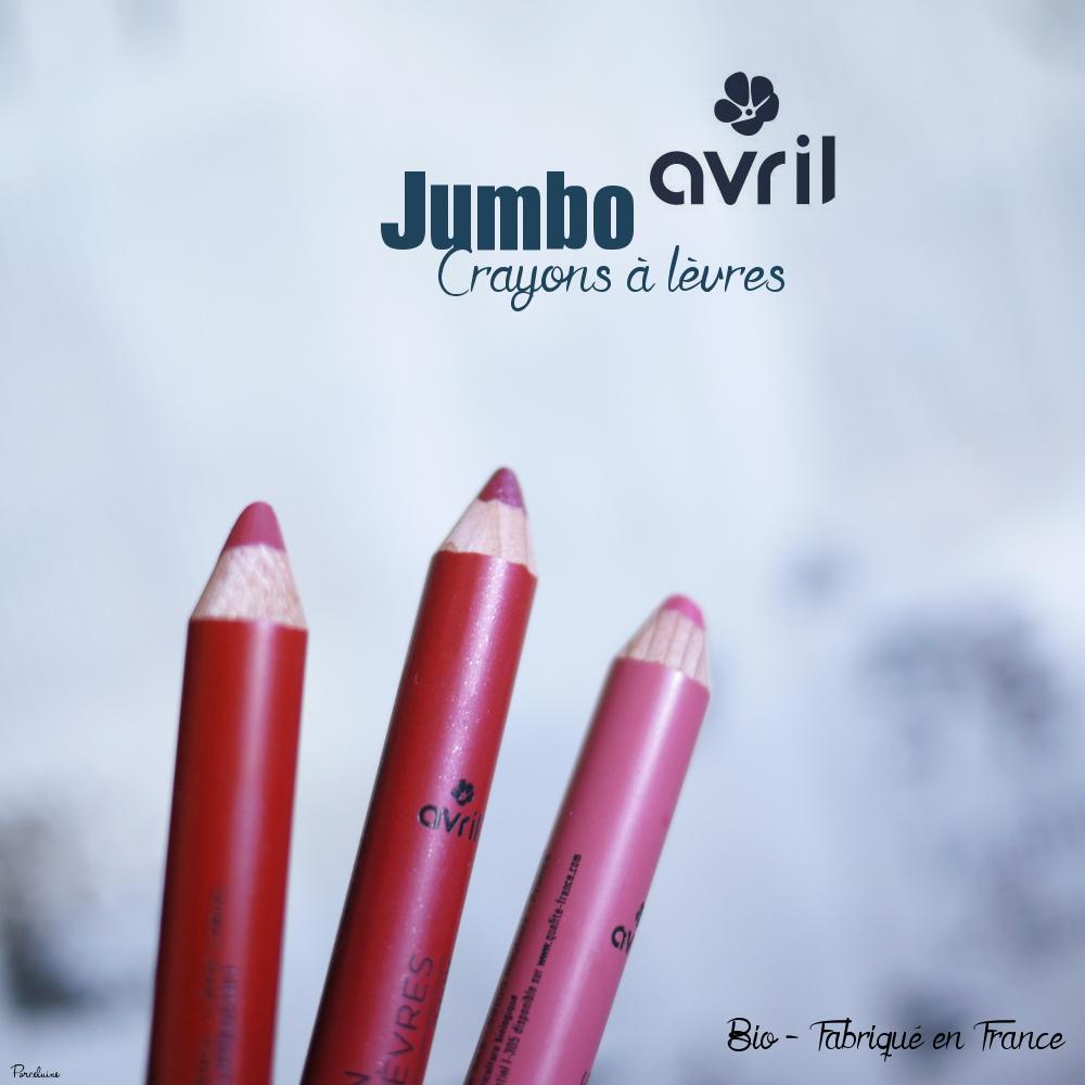 Crayon jumbo bio - Avril Cosmétique