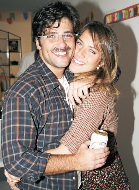 Bruno Gagliasso e Giovana Ewbank estão juntos