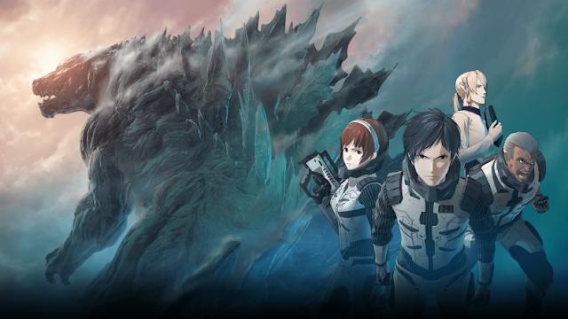 Segunda película animada de Godzilla: Nuevo tráiler