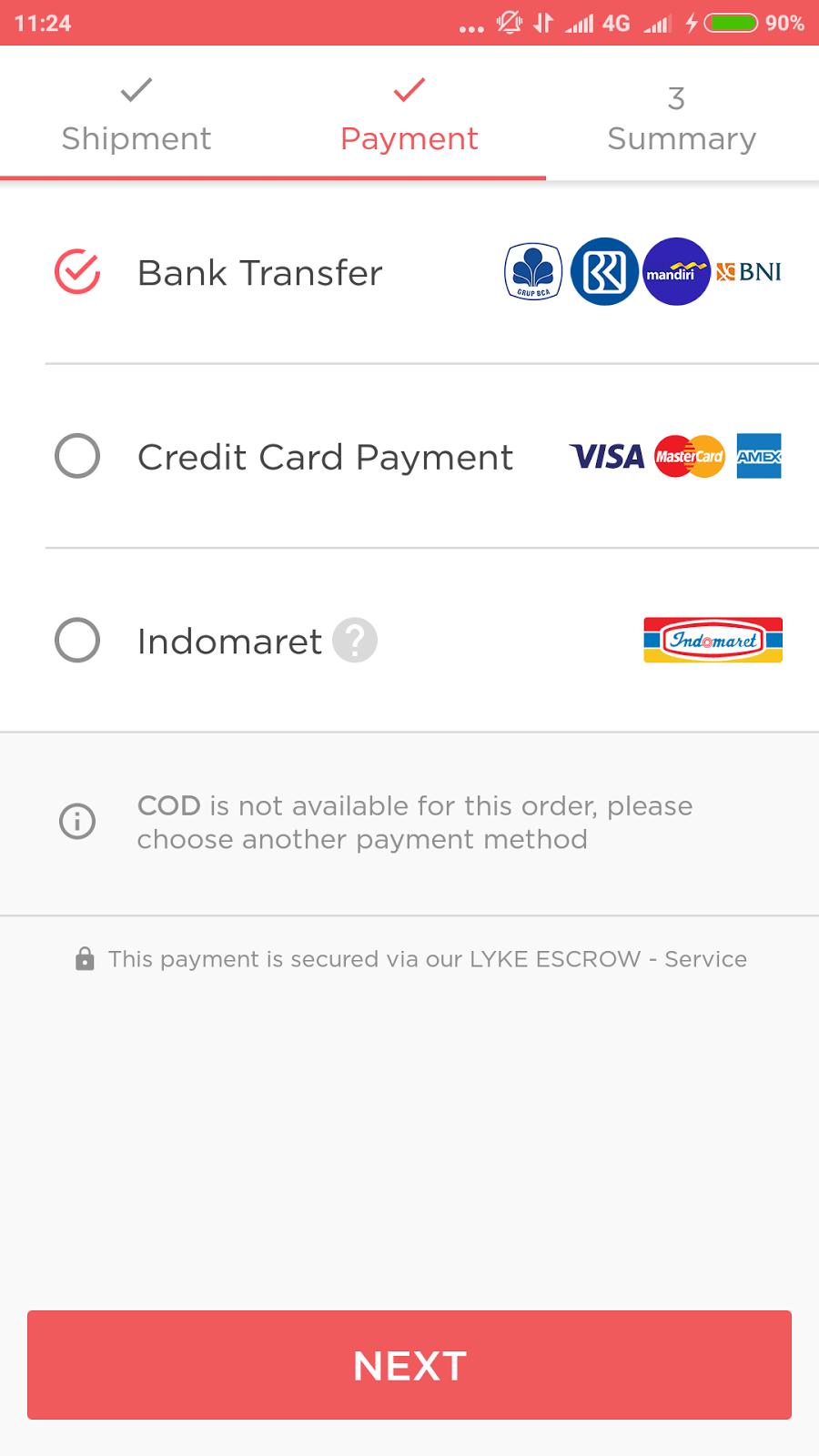 Shopping Online Pakai Go Points Gojek Semesta Della Voucher Belanja Indomart