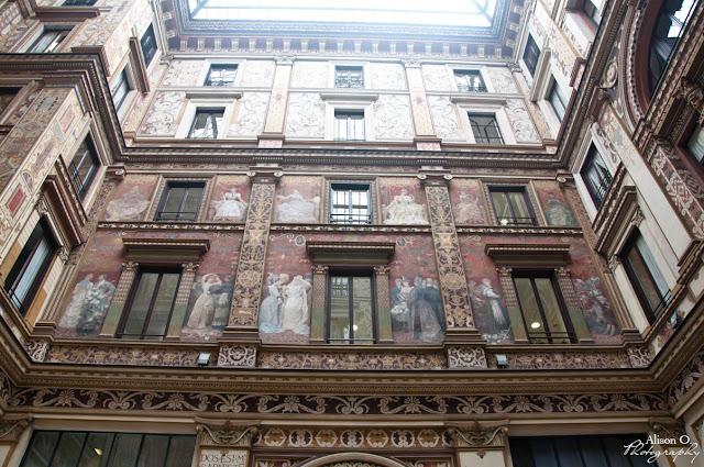 Galerie Sciarra Colonna - citytrip Rome
