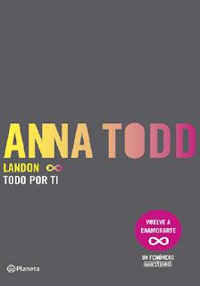 ebook libro pdf Landon Todo Por Ti de Anna Todd
