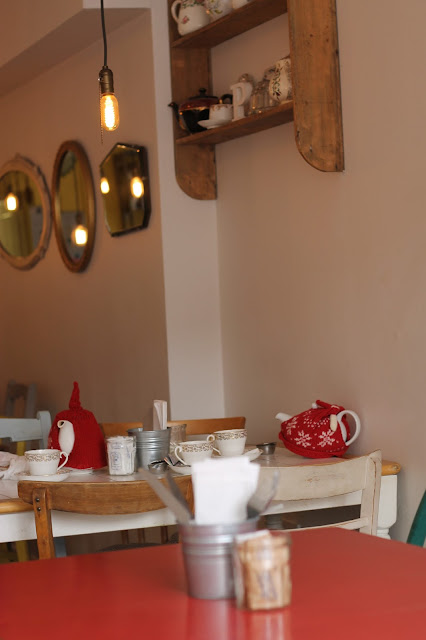 Peckish Cafe Albrighton