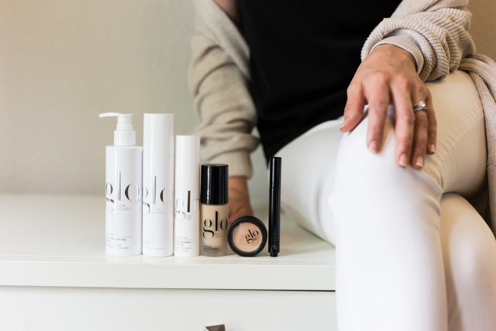 From Cleanser To Makeup, Glo Skin Beauty Is My Go To