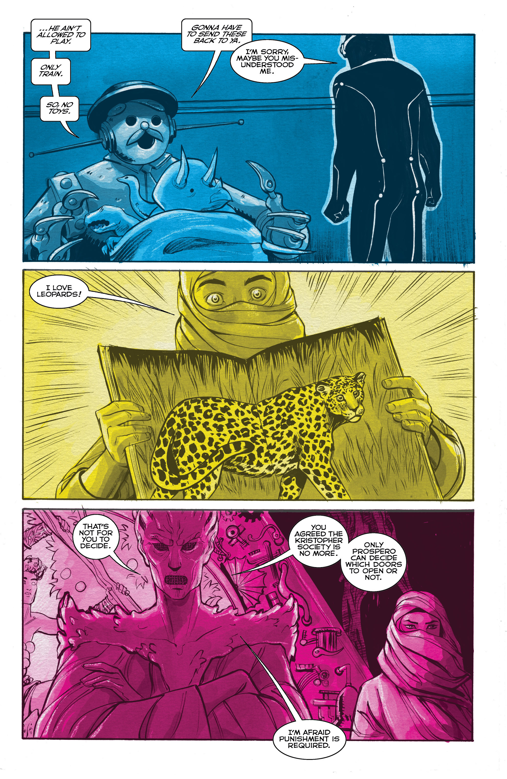 Read online Shutter comic -  Issue #19 - 19