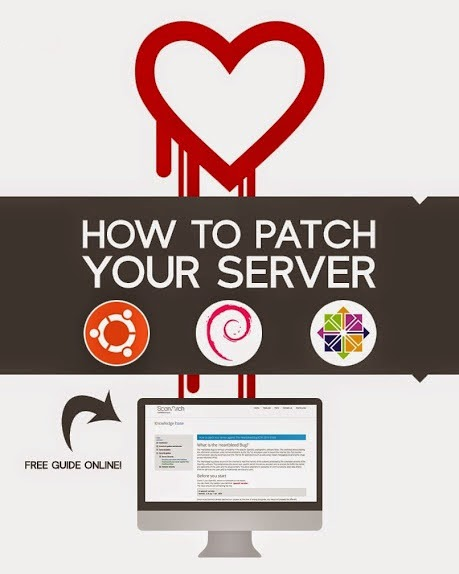 How to patch your server against The Heartbleed Bug