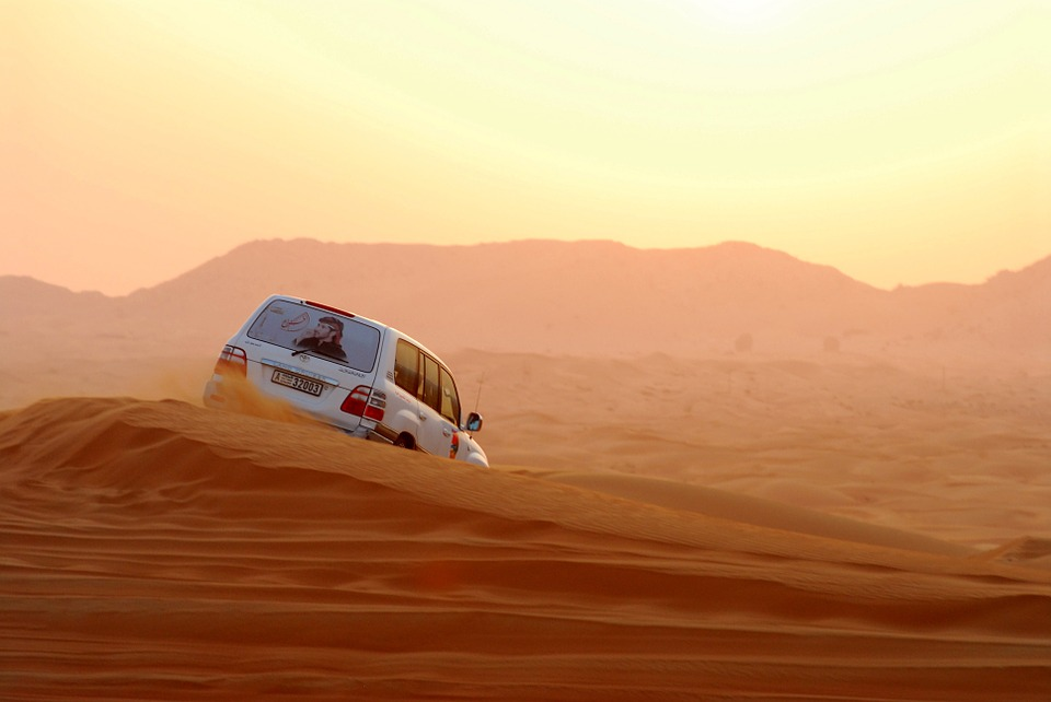 Choose The Best Dubai Desert Safari Package