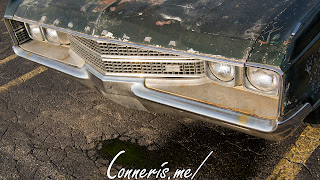 Chrysler New Yorker Front Leak