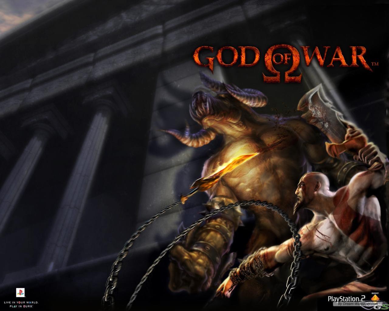 god of war 1 wallpaper hd - photo #1