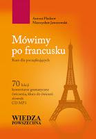 książka mówimy po francusku