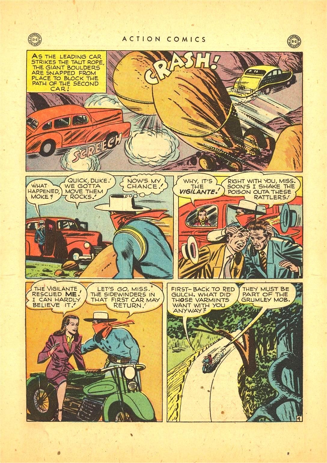 Action Comics (1938) 117 Page 40