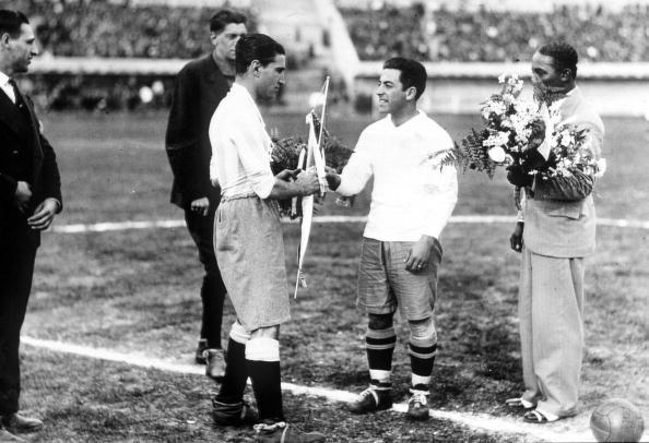 Argentina y Chile en Copa del Mundo Uruguay 1930, 22 de julio