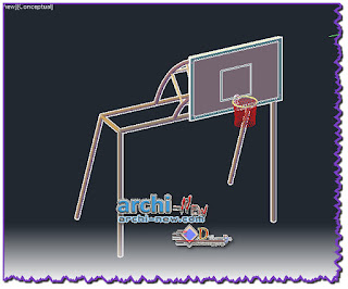 download-autocad-cad-dwg-file-goal-post-basketball