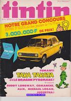 fumant ! Taka Takata et le dragon pyromane !