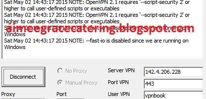 Cara Buat Open VPN sendiri