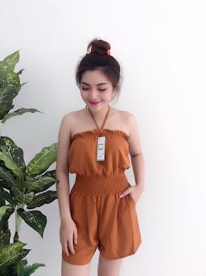 Set áo croptop quần short đẹp giá rẻ