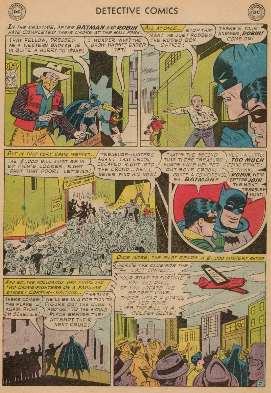 Read online Detective Comics (1937) comic -  Issue #242 - 7