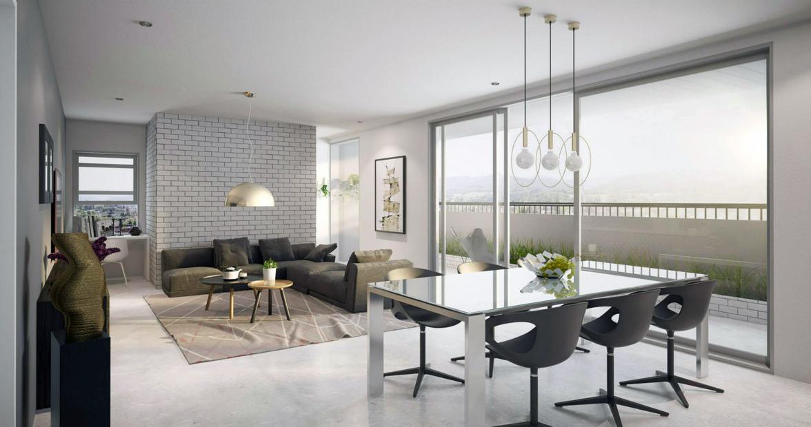 23 åpen begrep leilighet interiør for inspirasjon   interiør ...
