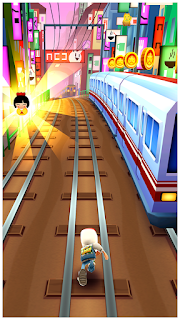 Subway Surfers v1.55.1 Mod Apk (Unlimited Coin + Keys)
