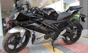 Yamaha R15 BIKE FOR NEW IN INDIA