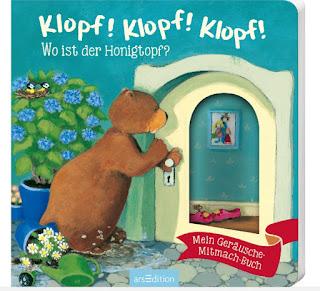 Lydia Hauenschild - Klopf! Klopf! Klopf! Wo ist der Honigtopf?