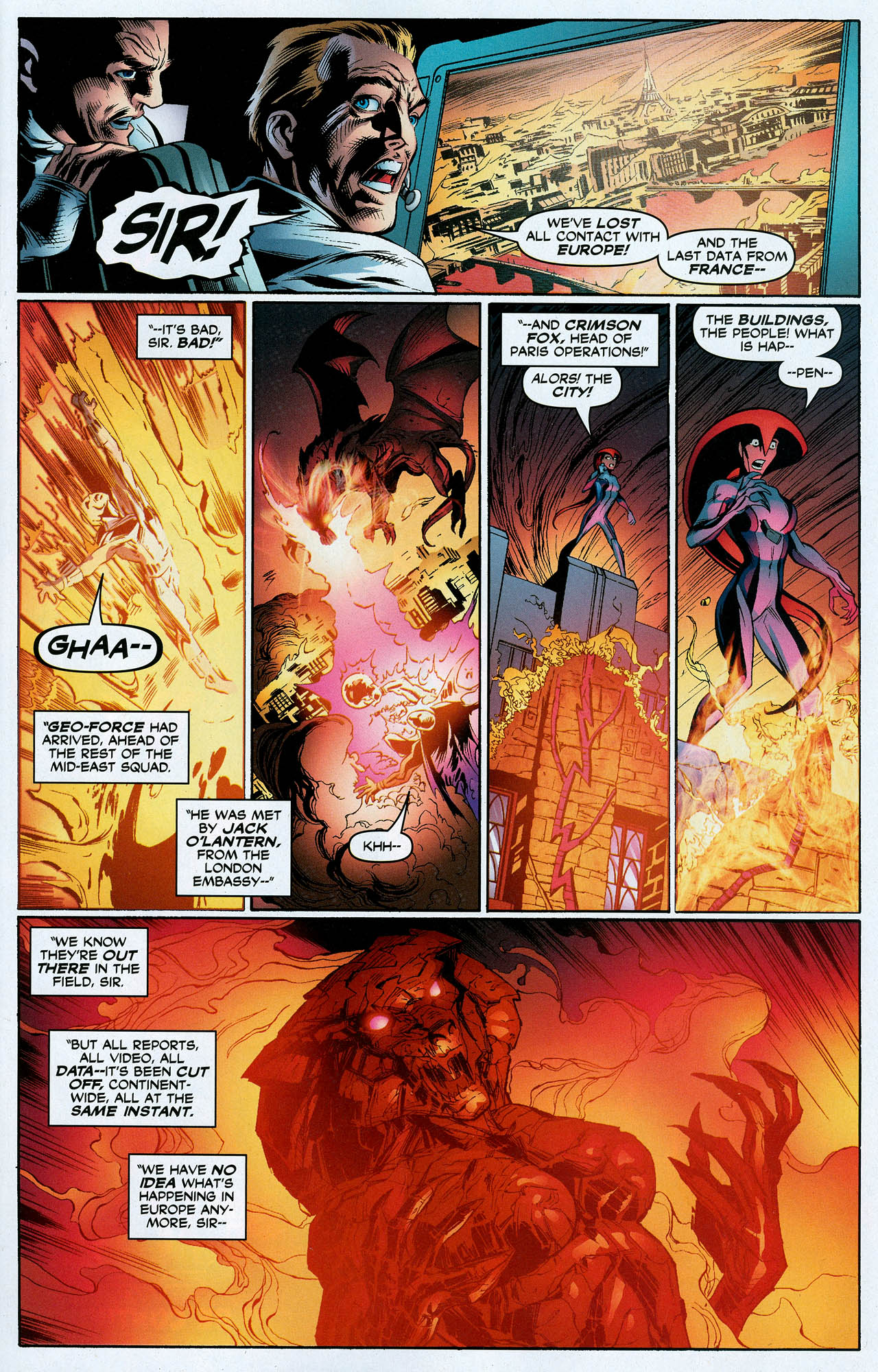 Read online Trinity (2008) comic -  Issue #23 - 13