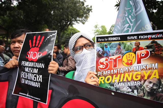 Indonesia Akan Bantu Persoalan di Rohingnya
