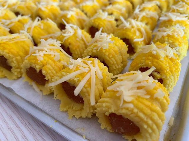 tart nenas cheese sukatan cawan yangsedap
