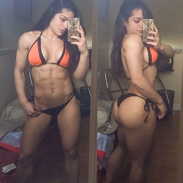 Ariel Khadr IFBB Fitness Pro