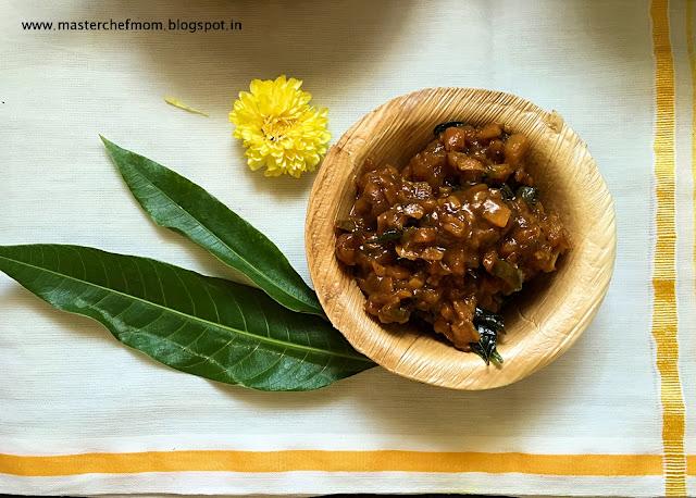 Puli Inji | Kerala Style Puli Inji