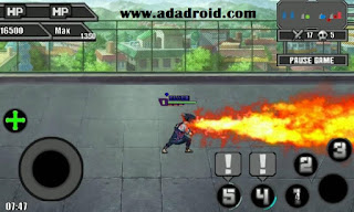 Download Sprite Sasuke New Skill by Ariyanto for Naruto Senki Android
