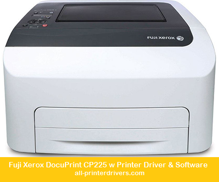 Fuji Xerox Docuprint Cp225w Printer Driver Software Download
