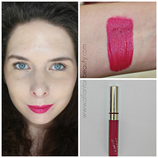 ColourPop Ultra Satin Lip in The Rabbit