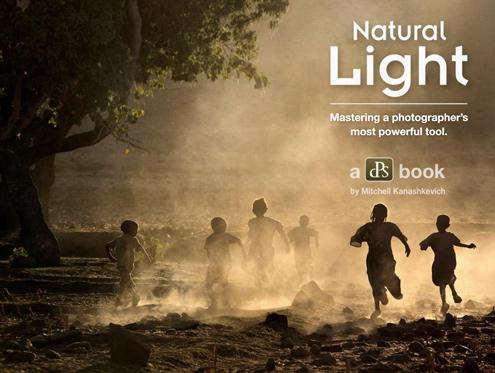 Portada Libro: Luz natural