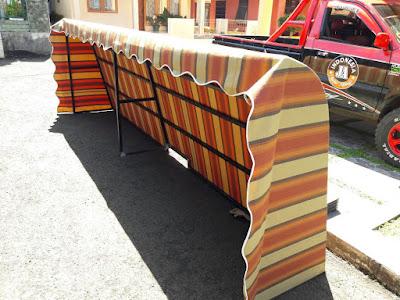 awning kain jakarta