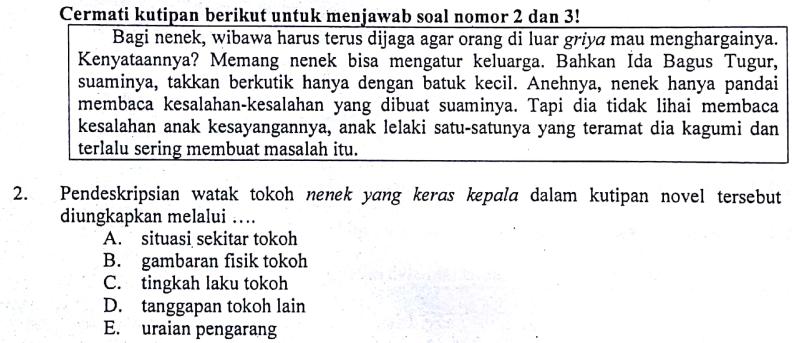 Pembahasaan Un Tahun Pelajaran 2017 2018 Bahasa Indonesia Sma Ma