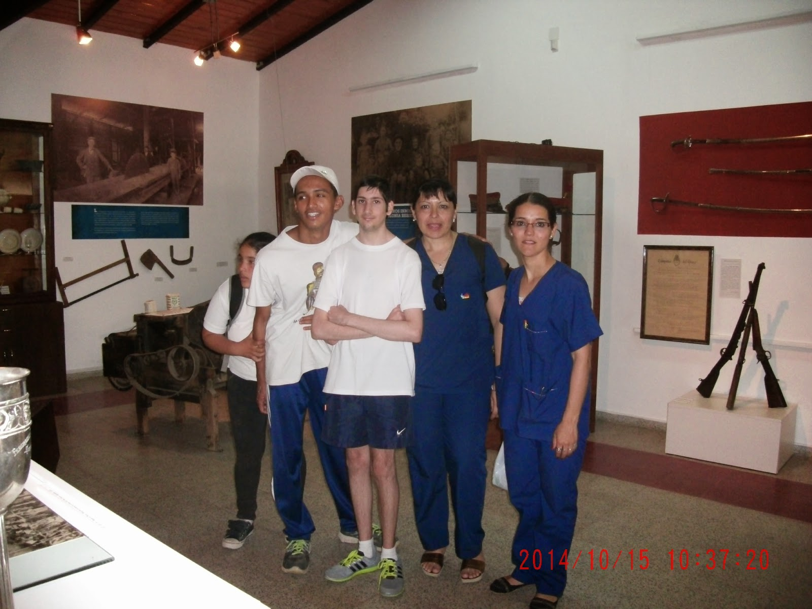 Ichoalay, Visita, Escuela