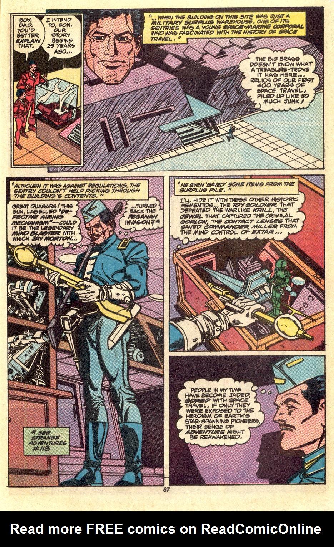 Read online Secret Origins (1986) comic -  Issue #50 - 90