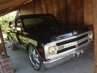 Cuman ngeBantu iklanin barang punya temen nih.... Forsale Chevrolet C10 1970