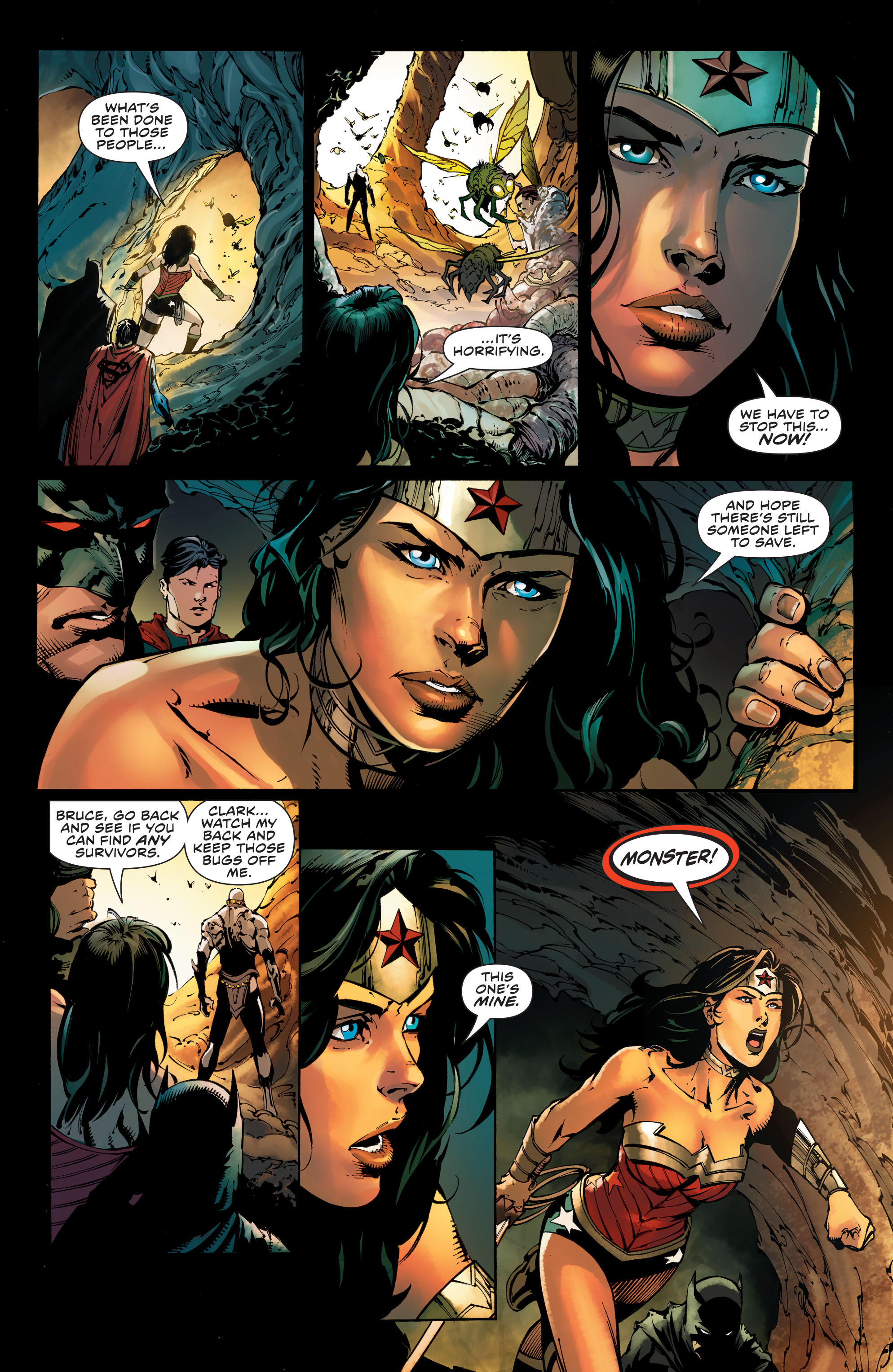 Read online Wonder Woman (2011) comic -  Issue #39 - 6