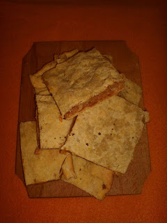 Reteta simpla de prajitura de casa cu dovleac si mere