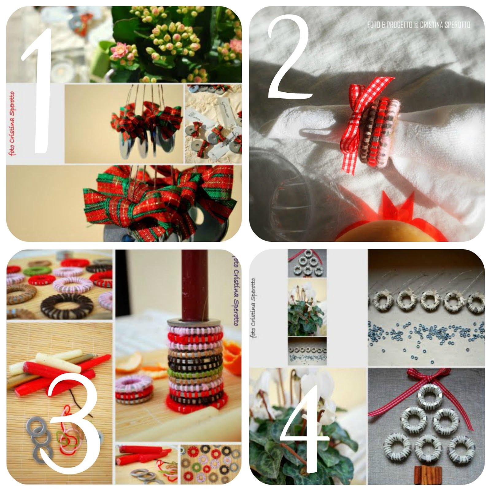 Idee Di Riciclo Per Natale ork'idea atelier: raccolta di idee per decorare il natale