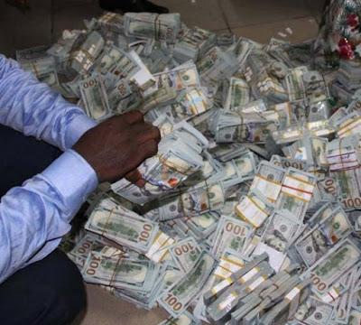 20 whistleblowers multi millionaires nigeria